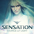Sensation. Source of light